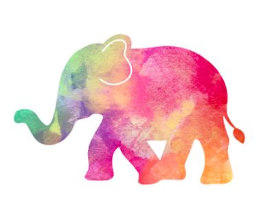 Elefante Rosso